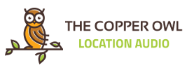 The Copper Owl – Location Audio Mobile Retina Logo