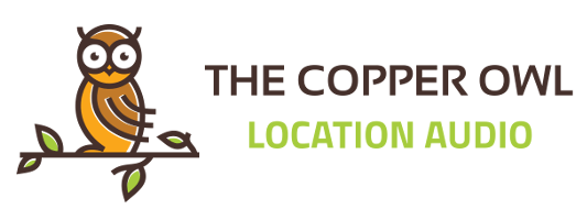 The Copper Owl – Location Audio Retina Logo
