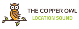 The Copper Owl – Location Sound Logo