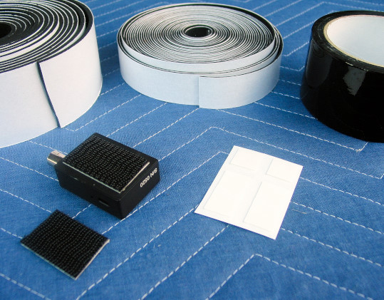 Miscellaneous tape products for location sound recordists and production sound mixers