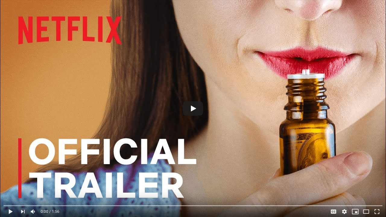 netflix series unwell trailer cover image